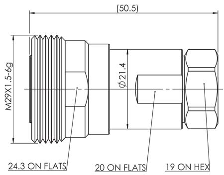 APNC-12HF-DF dim
