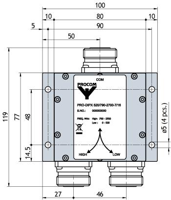 PRO-DIPX 520790-2700-716 hulplacering 350x